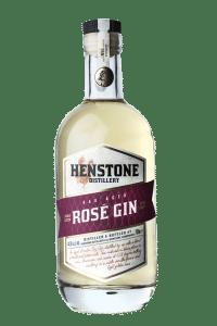 Rosé Gin bottle