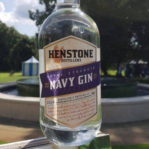 Henstone Navy Gin