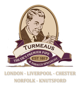 Turmeaus Cigars and Whisky Logo