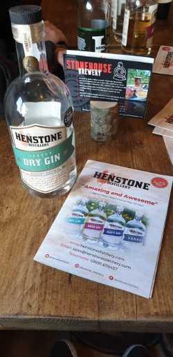 Henstone London Dry Gin
