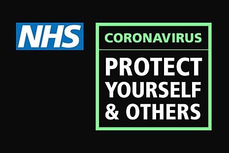 Coronavirus - NHS poster