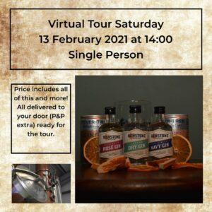 Virtual Tour 13 February ticket