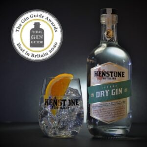 London Dry with Best in Britain Logo